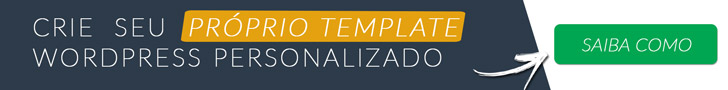 criar template wordpress do zero