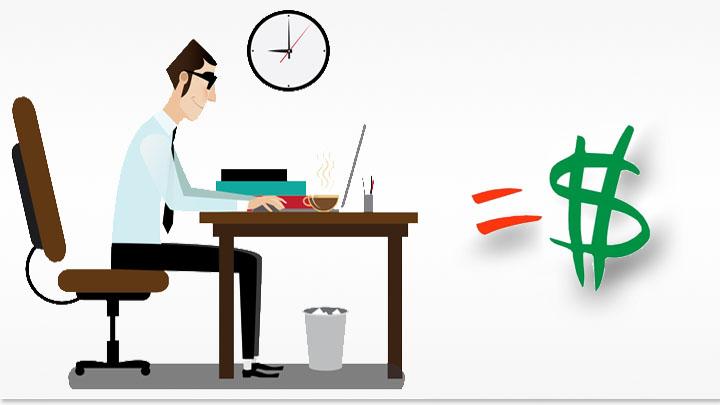 como ganhar dinheiro na internet - freelance