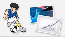 como ganhar dinheiro na internet - futebol
