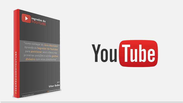 Ebook Segredos do Youtube - 2