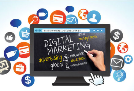 Marketing Digital - inicio