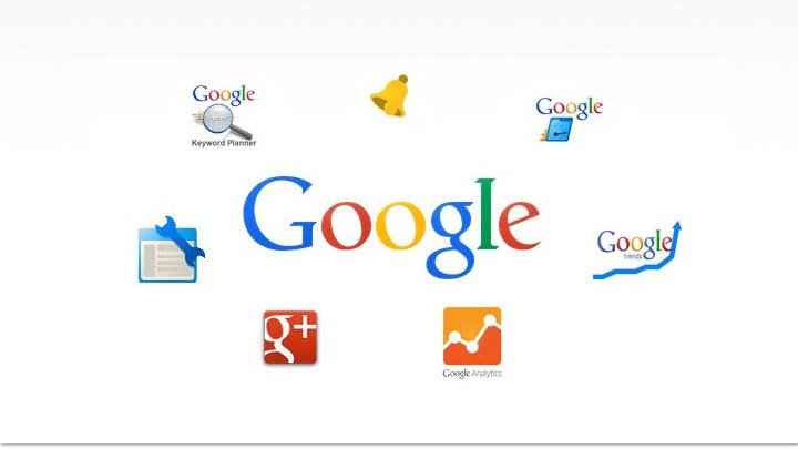 ferramentas do Google - inicio
