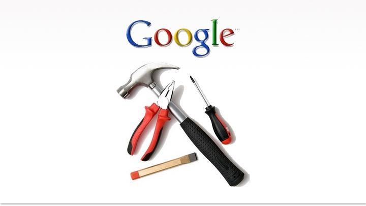 ferramentas do google - ferramentas