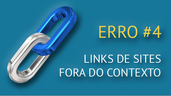Link Buildin - erro 4