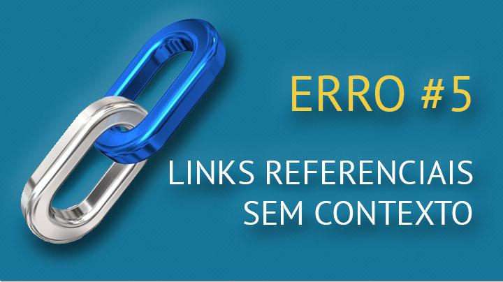 Link Buildin - erro 5