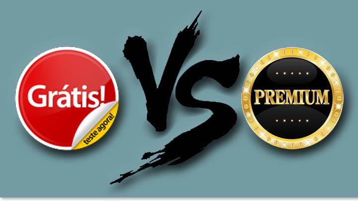 Temas Para WordPress - free vs premium