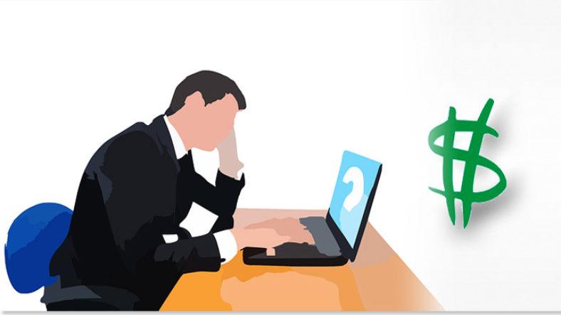 como ganhar dinheiro com a internet - inicio