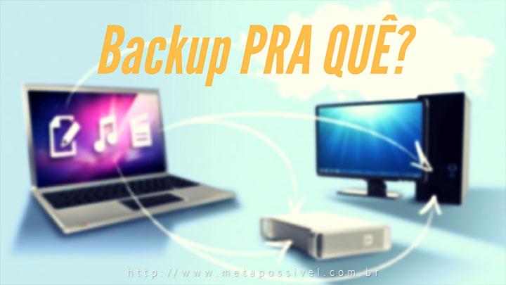 proteção para sites - backup