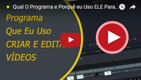 programa para negócio online com vídeos