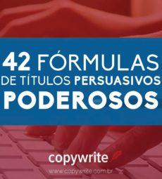capa ebook 42 formulas de titulos persuasivos poderosos