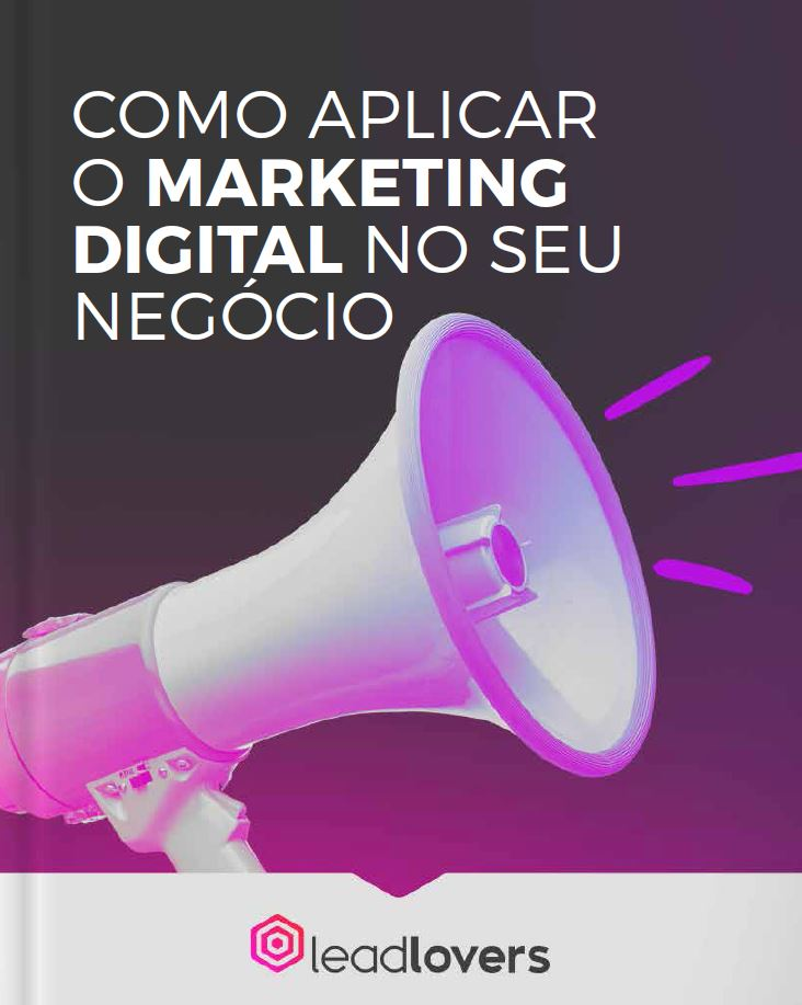 capa ebook como aplicar marketing digital no seu negocio - lead lovers