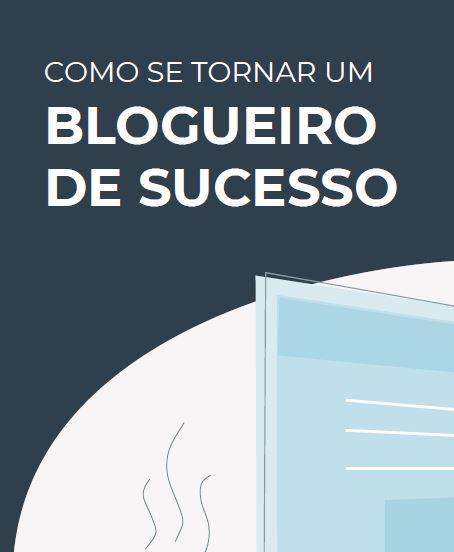 capa ebook como se tornar um blogueiro de sucesso - egoi